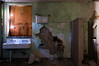 The Bathroom (Alex Luyckx) Tags: texture abandoned children nikon rust peeling paint decay kentucky urbanexploration louisville peelingpaint tb mentalhealth handicapped ue hazelwood urbex sanitorium instution instutional nikond300 afsnikkor1424mm128g
