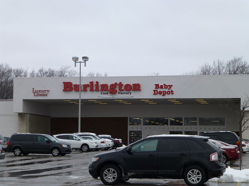 Burlington Coat Factory in Mentor, Ohio