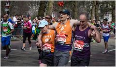 London Marathon (Zagato Burela) Tags: marathon meta running help londres deporte jogging londo carrera correr ayuda sufrimiento maratn