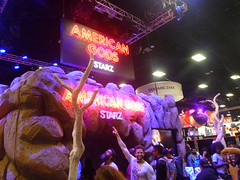 American Gods (Spifferella) Tags: sandiegocomiccon comicconinternational comiccon2016 comiccon conventions sandiegoconventioncenter americangods neilgaiman