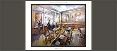 CAFE DE L'OPERA-BARCELONA-CAFETERIAS-PAISAJES-RAMBLAS-INTERIORES-CATALUNYA-CUADROS-ARTISTA-PINTOR-ERNEST DESCALS (Ernest Descals) Tags: cafedelopera cafetriacafeterias cafeteries barcelona interior interiores pintura pinturas pintures cuadros obras quadres cuadro oleo oleos paisajes paisaje cataluna catalunya catalonia persones personajes ramblas calles decoracion muebles luc arquitectura aire pintar pintando art arte artwork painter paint pictures painters paintings painting pintor pintors pintores paisatge paisatges landscape landscaping coffeshop ernestdescals opera cafe barceloneses artistas artistes artista artist plastica plasticos vidacotidiana movimiento persons