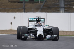 Pascal Wehrlein (MarkRoberts58) Tags: england test one mercedes 1 track northamptonshire july f1 silverstone formula pascal 12th circuit tyres w05 pirelli 2014 2016 towcester wehrlein