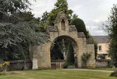 Gateway, Southwell Minster (Mrs Fogey) Tags: gateway minster southwell nottinghamshire