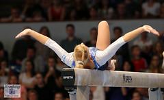 Deutsche Meisterschaft im Kunstturnen 2016  (61) (Enjoy my pixel.... :-)) Tags: sport turnen alsterdorfersporthalle hamburg 2016 deutschemeisterschaft dtb gymnastik gymnastic girl woman sexy pretty deutschland