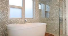 Fascinating Mosaic Bathroom Wall Tiles Design Ideas which is... (jhonstevans) Tags: bathroom design home decor
