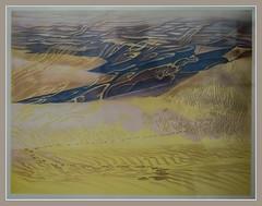 Peinture de Fanfan Li / Fanfan Li's exhibition - Richelieu (christian_lemale) Tags: fanfan li artiste artist peintre painter richelieu touraine france nikon d7100