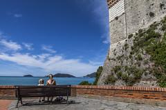 Sommerferie, Italien 2016 (henrikehlers) Tags: alvilde cornelius kathrine lerici ferie italien sommerferie2016