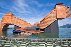Escenario de Turandot (Anvica) Tags: bregenz festival opera turandot escenario fuji xt1