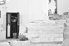 Ostuni (Marco Forgione) Tags: ostuni puglia italia brindisi italy centro storia bianco scale gradini calce street reportage documentario
