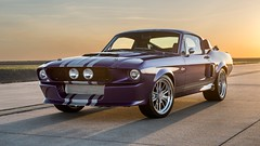 FORD MUSTANG CLASSIC RECREATIONS SHELBY GT500CR (SAUD AL - OLAYAN) Tags: ford mustang classic recreations shelby gt500cr