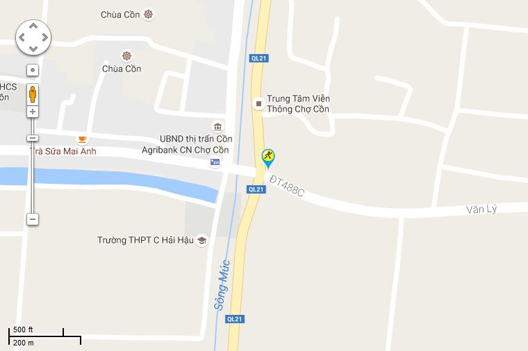 Khai trương siêu thị Điện máy XANH Hải Hậu, Nam Định