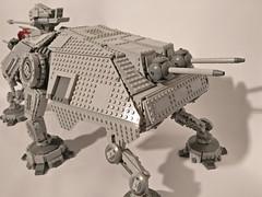 UCS AT-TE v2015 - 100% Complete (Virus') Tags: lego star wars ucs atte walker 2015 2016