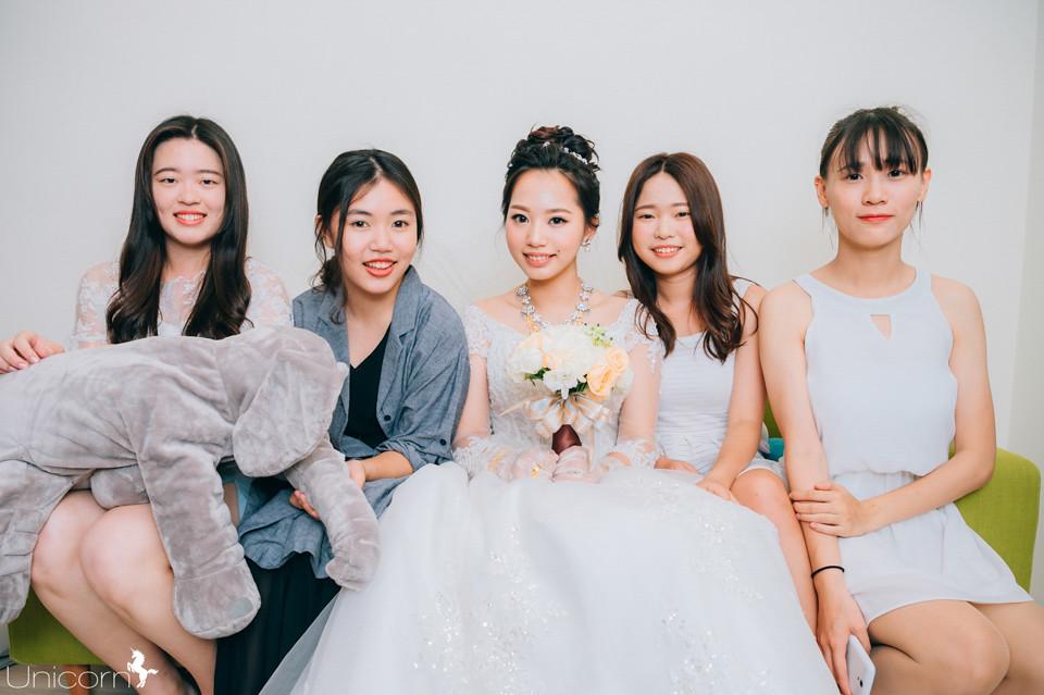 《婚攝》智堯 & 莛涵 / 來福星花園大飯店
