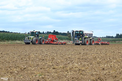 Preparing Soil and Sowing Colza 2017 | CLAAS // VDERSTAD (martin_king.photo) Tags: preparingsoil sowingcolza colza2017 preparing soil sowing colza claas xerion xerion4000saddletrac sgtglletechnik vderstadcultus500 claasxerion xerion3800tracvc vderstadrapid rapida800s biodrill360 work martin king photo agriculture machinery machines tschechische republik weather powerfull martinkingphoto working together seeding planting czechrepublic