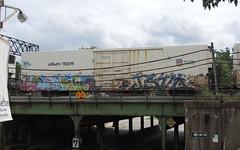 Darke , Isto (Select1200) Tags: benching freights trains graffiti railroad chicago art