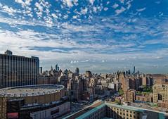 Good Morning New York! (architectming) Tags: new york manhattan madison square garden penn station urbanism city