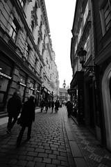Praga 2015002 (simonefusano) Tags: blackwhite black contrasto praha street travel tripshoot handshoot free norightway walkinmyblackandwhite