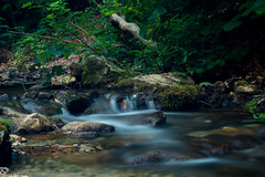 IMG_1710 (A><EL) Tags: waterfall nature water river bkk forest long exposure canon 700d 50mm