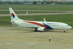 Malaysia Airlines | Boeing 737-800 | 9M-MXV (*Charlie Alfa*) Tags: sgn aviation airplane maybay    avin flugzeug avio    letoun     aereo eruplano avion  lentokone  vliegtuig samolot zrakoplov letalo replgp flygplan fly uak aircraft airliner
