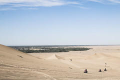 IMG_6745 (chungkwan) Tags: china chinese gansu province weather dry sands canon canonphotos travel world nature landmark landscape   dunhuang  crescent crescentlake  mingsha mingshamountain  camels silkroad