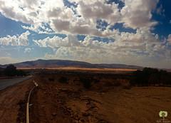 Les grandes dunes de An Sefra surplombes par les monts des Ksours (Ath Salem) Tags: algrie bchar naama ain sefra dsert sahara dunes sables beni ounif figuig hamada      promenade tourisme dcouverte