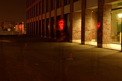 SPOOOKY!!! (meine.augenblicke) Tags: dortmund nacht deutschland night lightpainting effekt licht light spooky 2014 fotokurs kursmycamera kameranikond5200 kamera mrz march