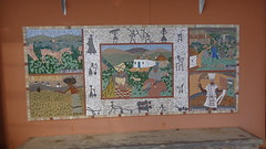 Nelson Mandela Museum (Rckr88) Tags: nelsonmandelamuseum nelson mandela museum nelsonmandela qunu village qunuvillage villages rural cultural culture art arts crafted crafts craft mosaic mosaics easterncape eastern cape southafrica south africa travel