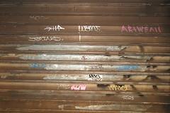 IMG_9640 (Mud Boy) Tags: nyc newyork manhattan midtown graffiti scrawl grid matrix streetart