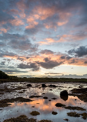 _DSC7600.jpg (Donard850) Tags: northdown seaweed sunset water refelection sky landscapes clouds groomsport shore seashore ballymacormick