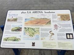 "Playa ""La Arena"", Hondartza, País Vasco"