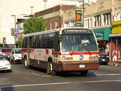 MTA Bus 1986 GMC RTS-06 T8J-606 #1162 (Ex-Jamaica Buses Inc. #579 and Command Bus Company #406) on route Q6. (PenelopeBillerica2017) Tags: 406 579 1162