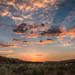 Gallo Campground sunrise HDR