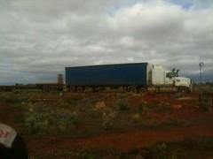 received_860160020780368 (joshdalwood) Tags: mack 600cat roadtrain westernaustralia dalwoodtransportwa