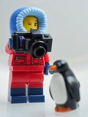 Bird Photographer (aktuaroslo) Tags: 71013 collectableminifigures lego minifigure minifig lumixgh4 lumix leica 45mm