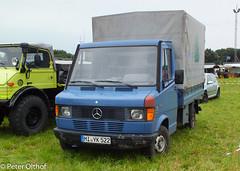Mercedes-Benz TN (peterolthof) Tags: neurhede 1011092016 peter olthof peterolthof