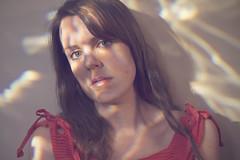 37 (m.clemm) Tags: portrait selfportrait girl self rainbow shadows 365 selfie