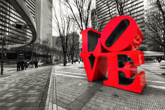 Looking For Love (arcreyes [-ratamahatta-]) Tags: love japan tokyo shinjuku selectivecolor