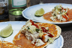 Mahi Mahi Fish Taco (sheryip) Tags: food fish yum delicious taco mahi