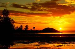 ..back to the city (jonjacob^^) Tags: sunset beach sunrise serenity borneo kota kinabalu lok kawi beautifulplace putatan sabahsunset slta77v sabahresort