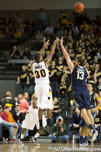 VCU vs. George Washington