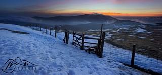 Dawn On Skiddaw