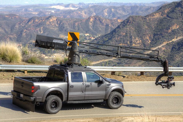 camera ford truck losangeles f150 raptor hollywood filming svt thesnake supercrew mulhollandhighway filmotechnic