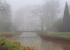 small bridge over the Nete (Foto Dominic) Tags: bridge mist nature water fog nevel natuur brug nete westerlo mygearandme mygearandmepremium mygearandmebronze mygearandmesilver mygearandmegold mygearandmeplatinum mygearandmediamond fotodominic rememberthatmomentlevel1 rememberthatmomentlevel2 rememberthatmomentlevel3 vigilantphotographersunite vpu2 vpu3 vpu4 vpu5 vpu6 vpu7 vpu8 vpu9 vpu10