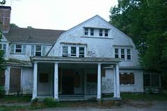 Abandoned mansion (ghoststalker66) Tags: abandoned military mansion directors