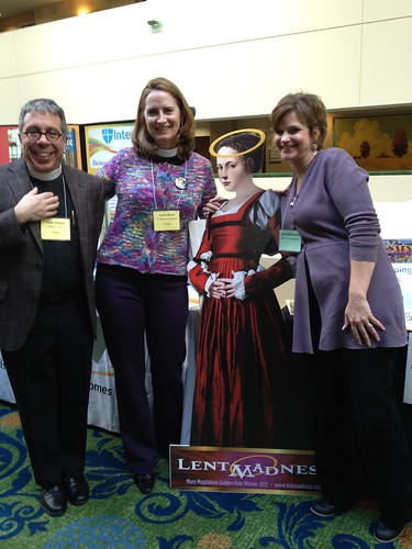 "<p>Exhibitor displays included jewelry, scarves, ministries of the diocese, and Forward Movement, which sponsors <a href=""http://lentmadness.org/"" rel=""nofollow"">Lent Madness</a>.</p>"