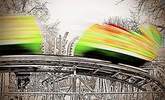 B1177-Velocidad rusa (Eduardo Arias Rbanos) Tags: sex composition speed cutout movement nikon compositions movimiento sexo creation rollercoaster velocidad composiciones d300 composicin montaarusa desaturacin creacin desaturadoparcial eduardoarias eduardoariasrbanos