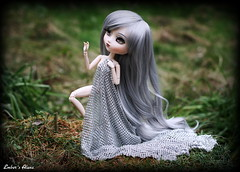 The Glade (pure_embers) Tags: uk moon girl beautiful beauty fashion metal sisters silver asian grey dance doll dolls dancing planning wig sheet pullip elegant luts pure jun glade cinci embers elegance obitsu cinciallegra pureembers