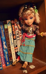 Marilyn For Bratzjaderox4's BNTM: Fashion Victims (Caboose) Tags: 3 fashion marilyn dolls d ninja c horrible unicorn sparkly epic victims poptart bratz bntm