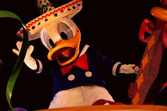 Donald Duck (ourdisneydays) Tags: disneyland disney donald donaldduck furcharacter soundsational mickeyssoundsationalparade soundsationalparade donaldsfiestafantastico