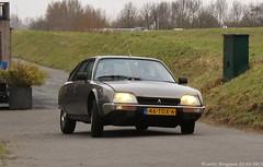Citroën CX 2500 D 1984 (XBXG) Tags: citroën cx 2500 d 1984 diesel citroëncx vijfhuizen nederland netherlands paysbas vintage old classic car auto automobile voiture ancienne française french france 46tdx6